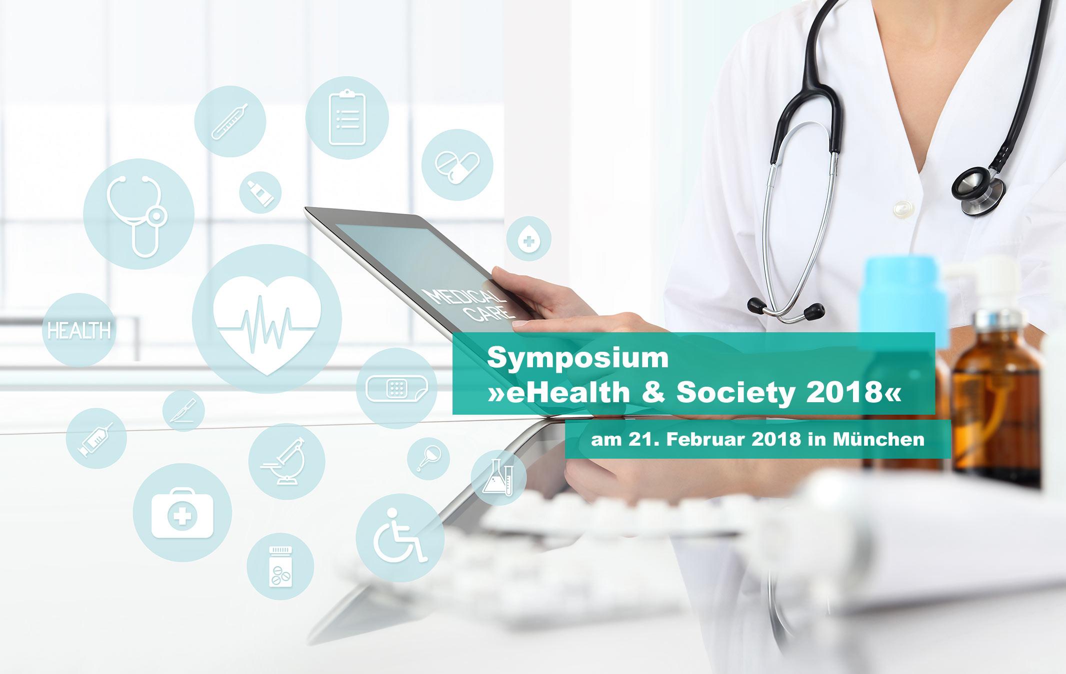 eHealth & Society – Das Symposium am 21. Februar 2018 für ...