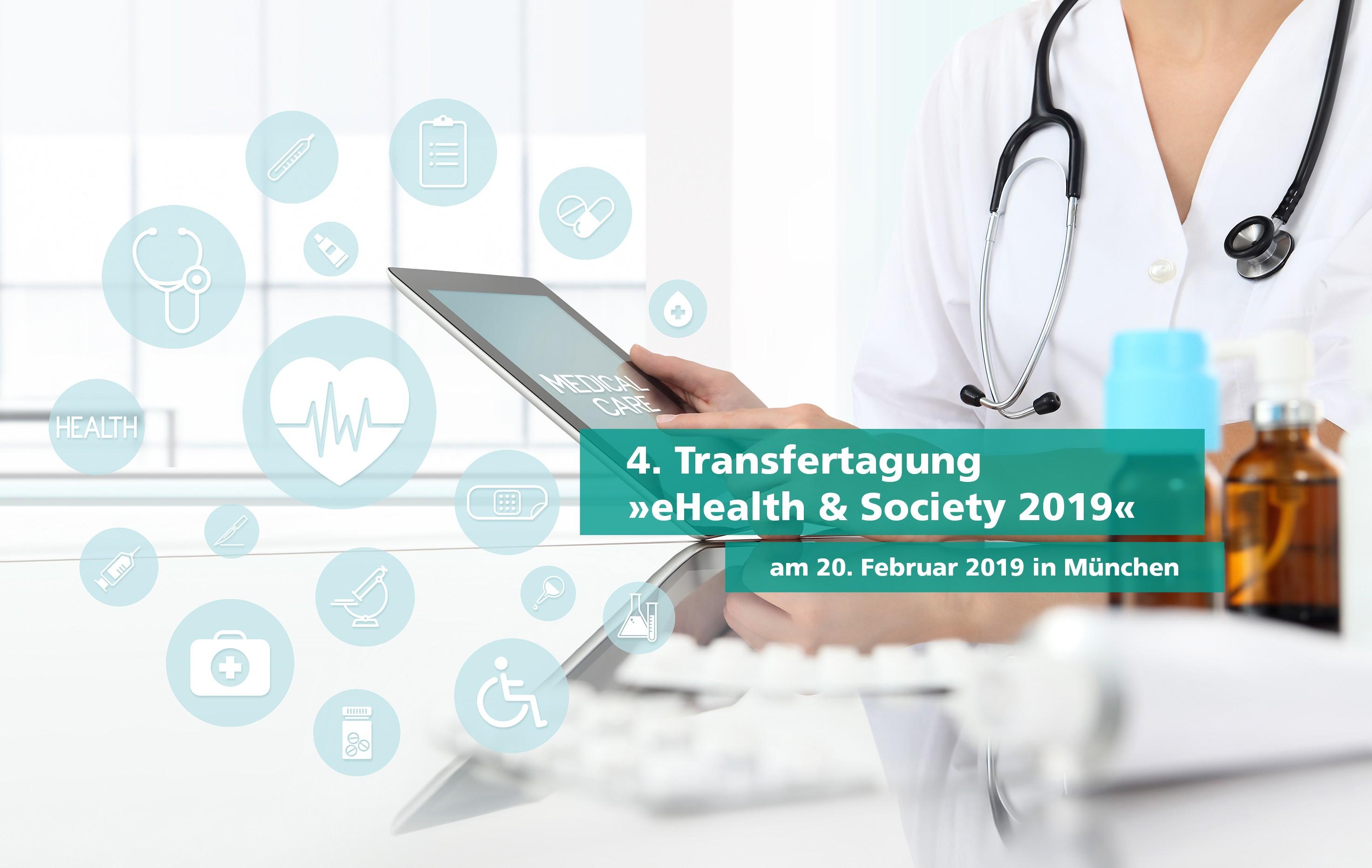 eHealth & Society 2019